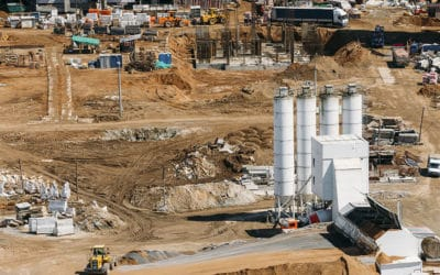 Nehézgép szállítás – amiket gyakran használnak az építőiparban
